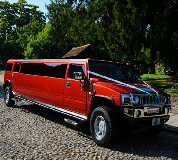 Hummer Limos in South Wales and North Wales