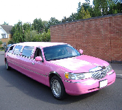 Lincoln Towncar Limos in South Wales and North Wales